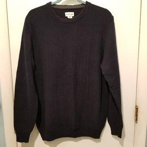 Haggar Crew Neck Sweater